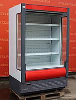 Холодильная горка (Регал) «Everest» 1.3 м. (Саудовская Аравия), хорошее состояние, Б/у
