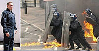 Комбинезон полицейский огнестойкий Великобритания