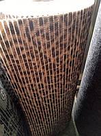Коврик ванная - туалет Аквамат леопардовый 0,8 м