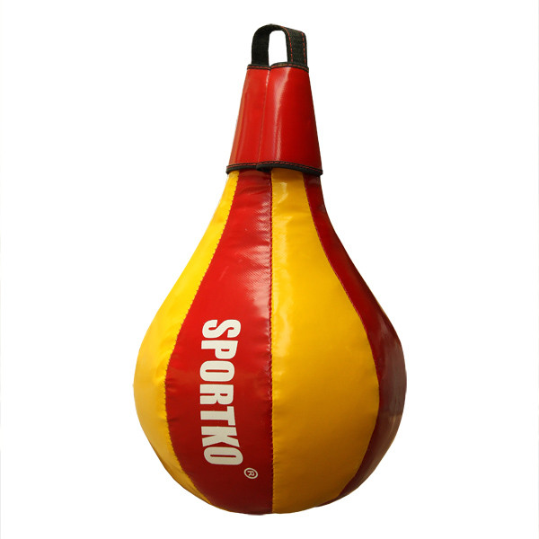 Груша боксерская Sportko каплевидная ГП1 ( вес 8 кг. размер 40х24 см.)