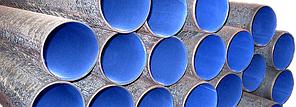 Труба стальная эмалированная 133х3 ГОСТ 10705, фото 2