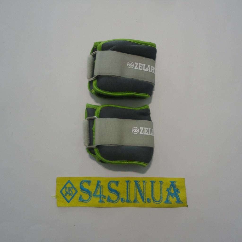Утяжелители-манжеты для рук и ног Zelart 2шт x 0,5 кг
