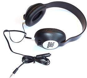 Стерео наушники с микрофоном MDR SH33 в стиле JBL