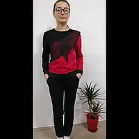 Костюм красно-черный, фото 1