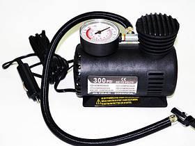 Автомобильный портативный компрессор Air Compressor 300pi PSI