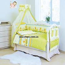 Детская постель Twins Standart Утята с шариками С-027