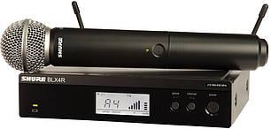Радіосистема SHURE BLX24RE/SM58