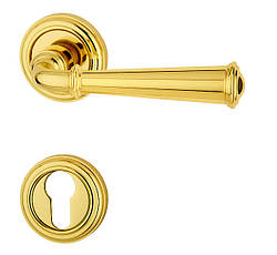 Дверна ручка латунь Almar NEBRASKA Італія