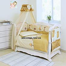 Детская постель Twins Standart Африка С-001 beige