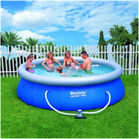 Надувной  бассейн, размер 366х91 см