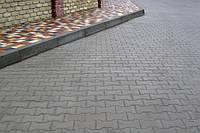 """Тротуарная плитка """"Двойное Т"""" - лучшее решение для красоты больших площадей."""