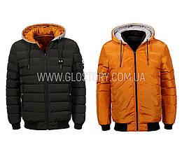 Мужская двухсторонняя теплая куртка Glo-Story, Венгрия
