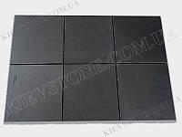 Испанский сланец, черный, р.60х60 см