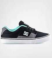 Кеди DC Shoes - Bridge Classic Shoes Black/Mint/Light, фото 1
