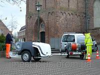 Каналопромывочная машина SmartTrailer 150 бар с 40л / мин