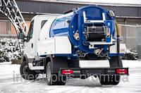 Каналопромывочная машина 150 bar - 100l/min SmartCombi PRO 3000 л6-7,5 тонн