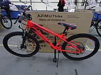"""Azimut Велосипед Azimut Extreme 24"""" 13"""" Red (FR/D/Extreme)"""