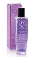 Сапфир ORO Therapy 24 К Флюид для придания сияния для обесцвеченных и мелированных волос, 100 ml