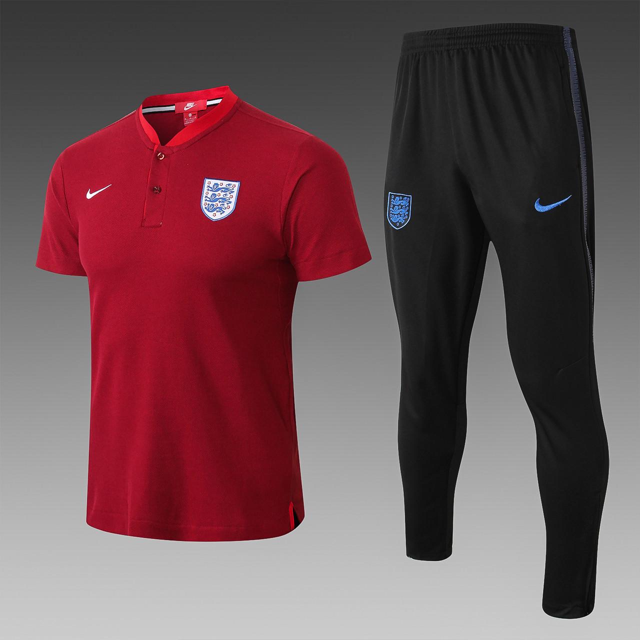 Поло и штаны сборной Англии, 2019