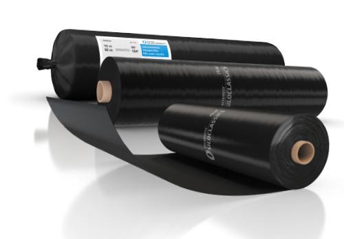 Силосна плівка SideWall 4 х 50 х 120 мкм, чорна