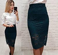 Женская модная юбка  ХВ814, фото 1