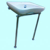 Ванна-мойка медицинская МГ-Д-01 раковина керамическая (санфаянсовая)