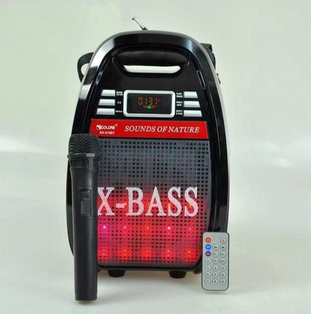 Беспроводная Bluetooth колонка X-BASS Golon RX-2900BT