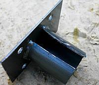 Оголовники для свай диаметром 76 мм площадка 200х200 мм.