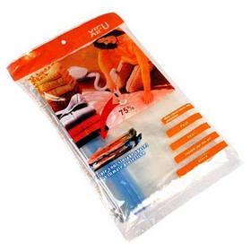 Пакет vakum bag 80*120 \ A0041 вакуумный для компактного хранения вещей