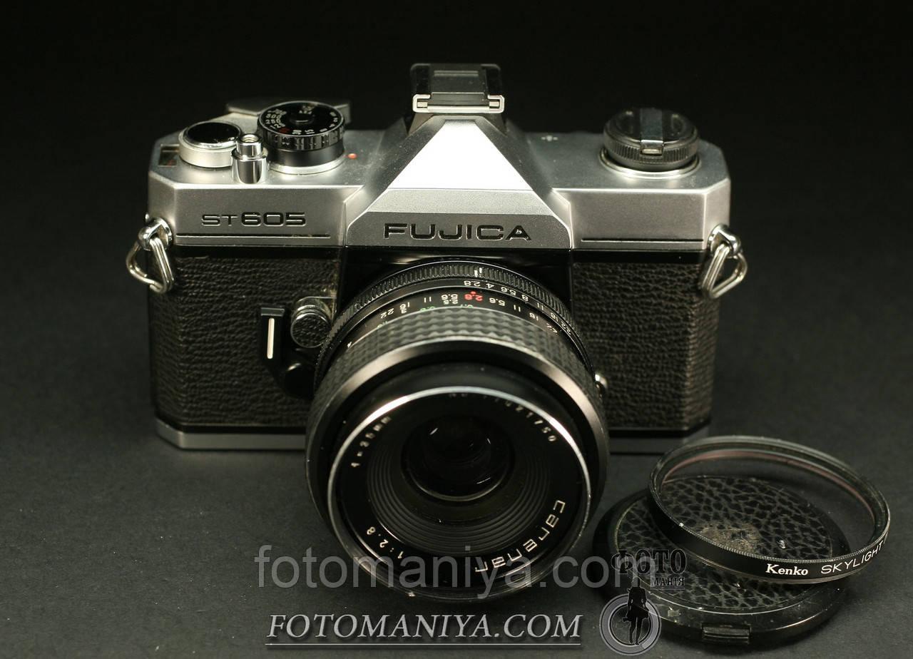 Fujica ST605  Carenar 35mm f2,8