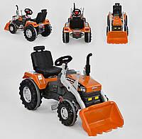 i7 Экскаватор i7 на педалях Orange (07-297)