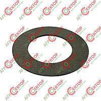 Фрикційний диск муфти підбирача на прес-підбирач Deutz-Fahr 1430109110.00, фото 1