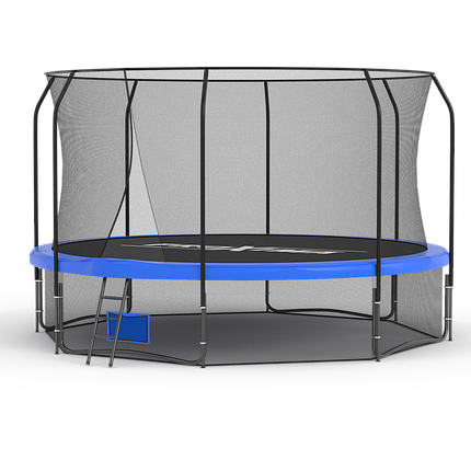 Батут Proxima Премиум 427 см   CFR-14FT, фото 2