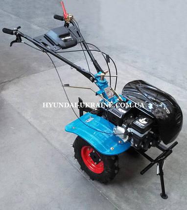 Бензиновый культиватор Hyundai T 1050 + БЕСПЛАТНАЯ ДОСТАВКА ПО УКРАИНЕ, фото 2
