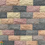 Плитка цокольная облицовочная Ecobrick желтая , фото 2