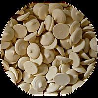 Глазурь 301/1 кондитерская белая (чипсы), 4 кг, фото 1