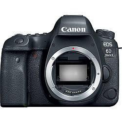 Фотоаппарат Canon EOS 6D Mark II