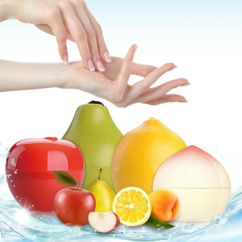 Крема для рук в виде фруктов