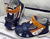 Качественные сандалии для мальчика Clibee размер 18, 23, фото 1