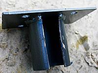 Оголовники к сваям диаметром 108 мм площадка 200х200 мм.