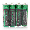 Батарейки АА Наша Энергия 1.5V зеленые 4 шт. 130108, фото 2