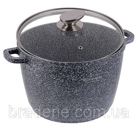 Каструля казан кухонний EDENBERG EB 1171 6.8 л, фото 2