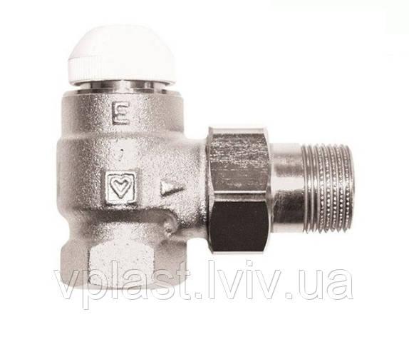 Herz Клапан термостатический угловой TS-Е 3/4 1772402, фото 2