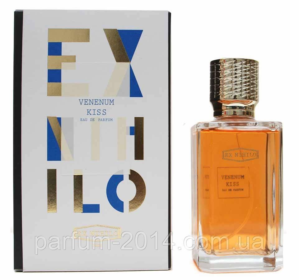 Парфюмированная вода унисекс Ex Nihilo  Venenum Kiss (реплика)