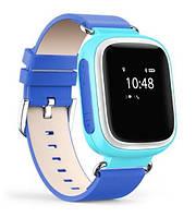 Детские Смарт-часы Smart baby Watch Q60 СИНИЕ, фото 1