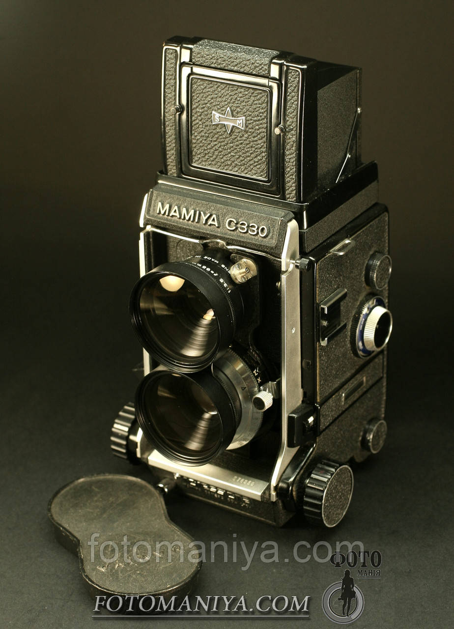 Mamiya C330 kit Mamiya-Sekor 65mm f3.5