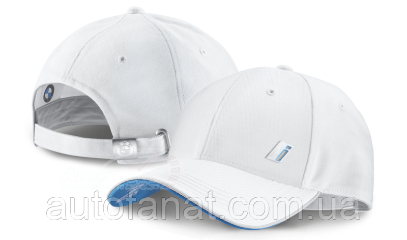 Бейсболка унисекс BMW i Cap with Vision Print, Unisex (80162411525)