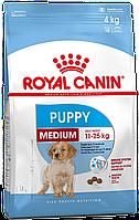 Royal Canin Medium Puppy 15 кг для щенков средних пород