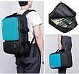 Рюкзак Сумка для Ноутбука 15-17 дюймов в стиле Socko с Наушниками, фото 10
