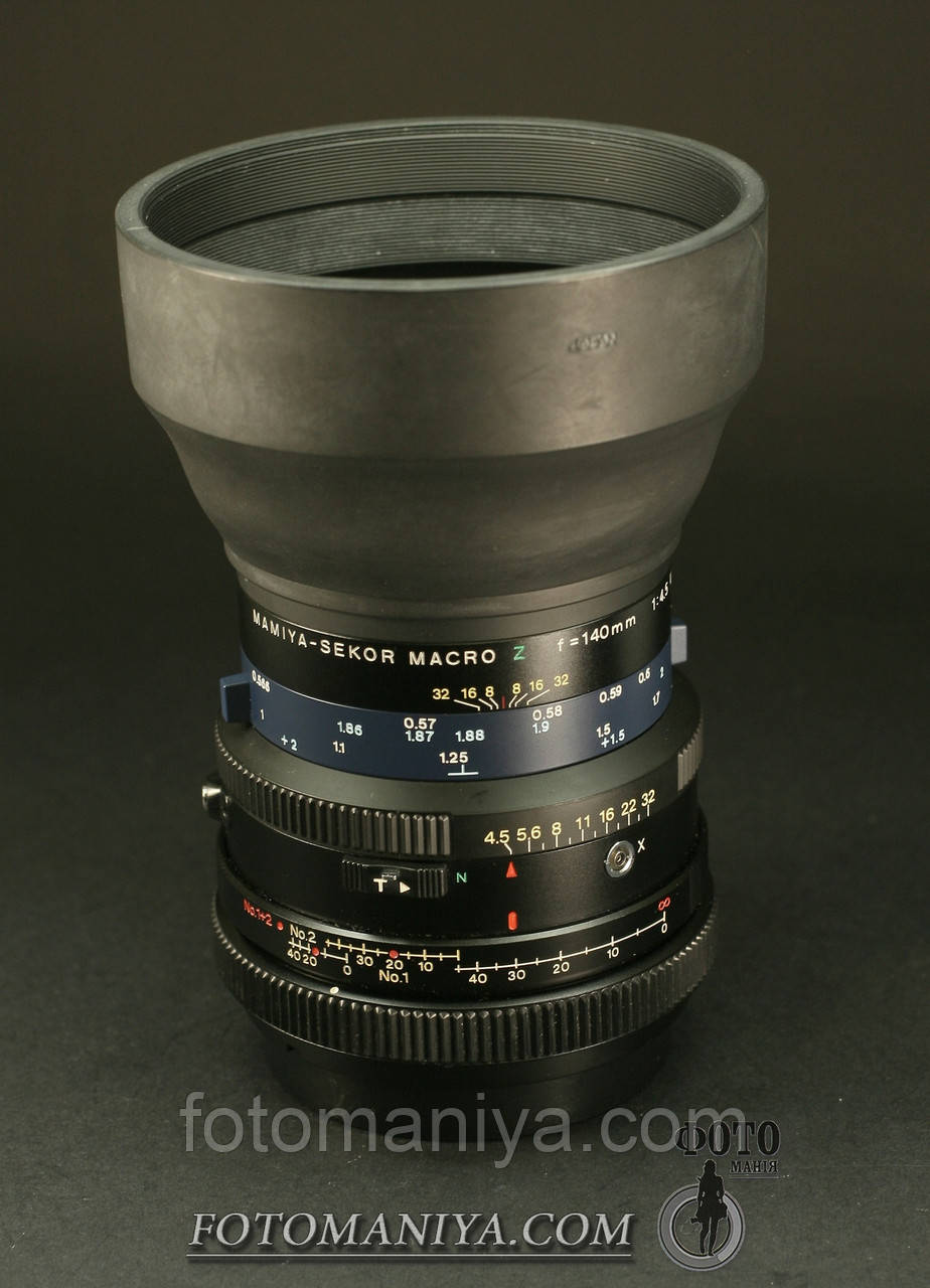Mamiya-Sekor Macro Z 140mm f4,5